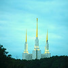 Triple Steeples