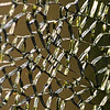 Broken Glass Abstract