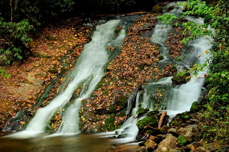 Indian Creek Falls