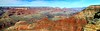 April 7 2011 Grand Canyon<br /> <br /> Last week. It's hard to capture a sense of the place but I think a pano helps.