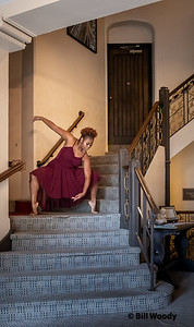 On the Steps
