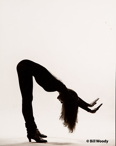 Dance Silhouette #2