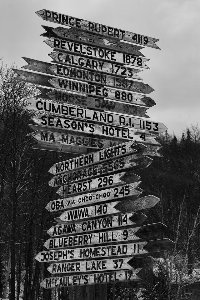 Trout Lake Ontario
