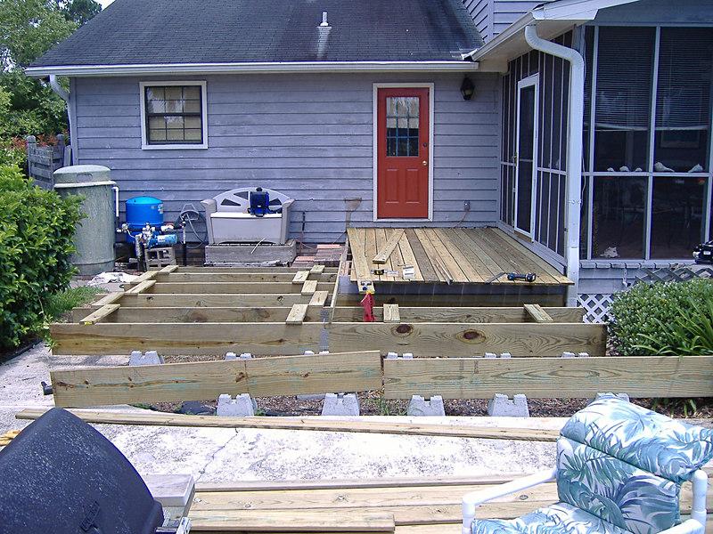 06 The New Deck at River Ridge