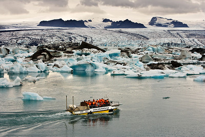 Glacier Lagoon Tours on Amphibious Vehicle, Jokulsarlon