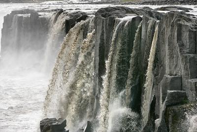 Sellfoss Falls
