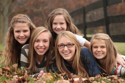 The Five Amigos Photo Shoot