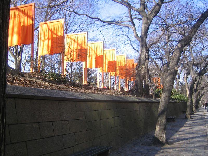 Gates near Guggenheim