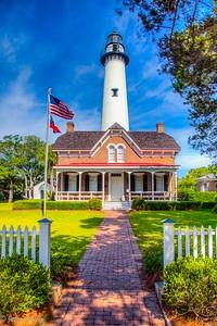 St. Simon Lighthouse