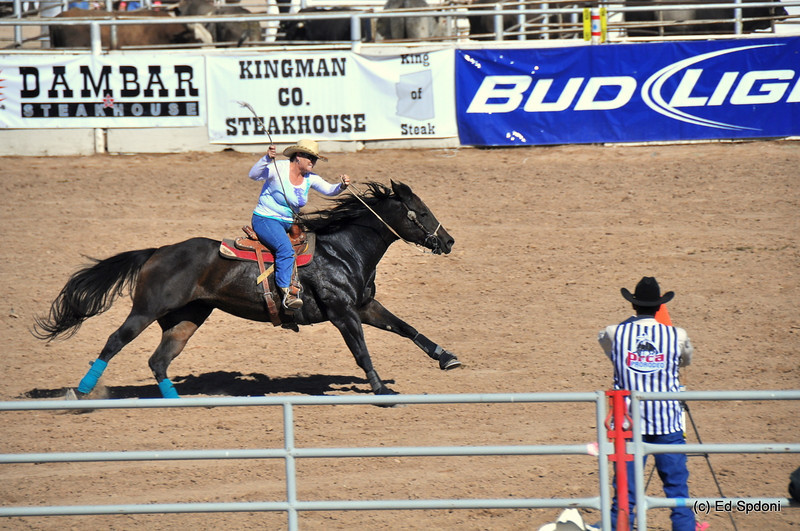 The 26th annual Andy Devine Rodeo<br /> Kingman, AZ