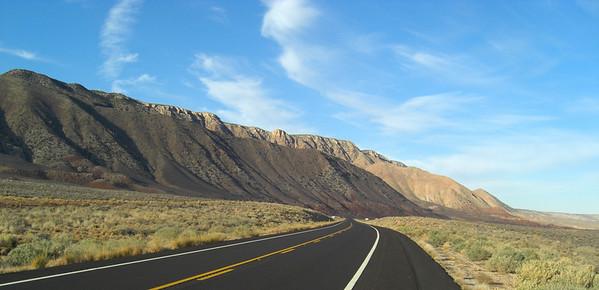 nov 7, 2007, @ 8am, AZ 64, between Cameron, & Desert View, AZ heading for the Grand Canyon.