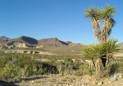 nov 7, 2007. @ 4pm.  Old Route 66 just west of Kingman, heading up to sitgreaves Pass and Oatman