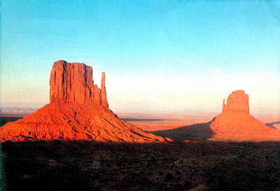 monument valley sept 1968