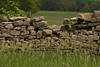 Imagine stacking all those stones!  This is an old wall in rural Kansas.<br /> Photo © Cindy Clark