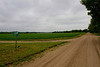 The intersection of 88th Road and 129th Road in Cowley County, Kansas.<br /> Photo © Carl Clark