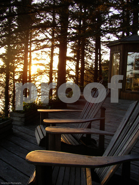 Sit Down and Relax<br /> Oregon Coast
