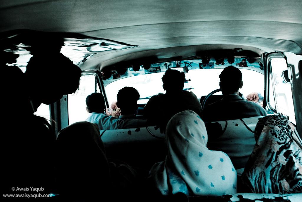 Local transport Passangers
