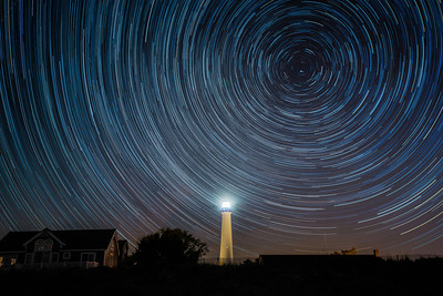 #446 Cape May Star Trail