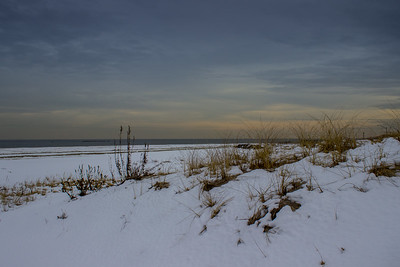 Winter at the Jersey Shore