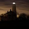Lighthouse at Sandy Hook