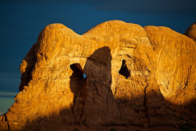 Arches National Park, Utah:  Sunrise