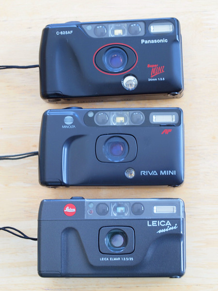 The Leica mini and Friends (No 1 of 10)