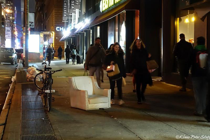 NYC, 7th Avenue