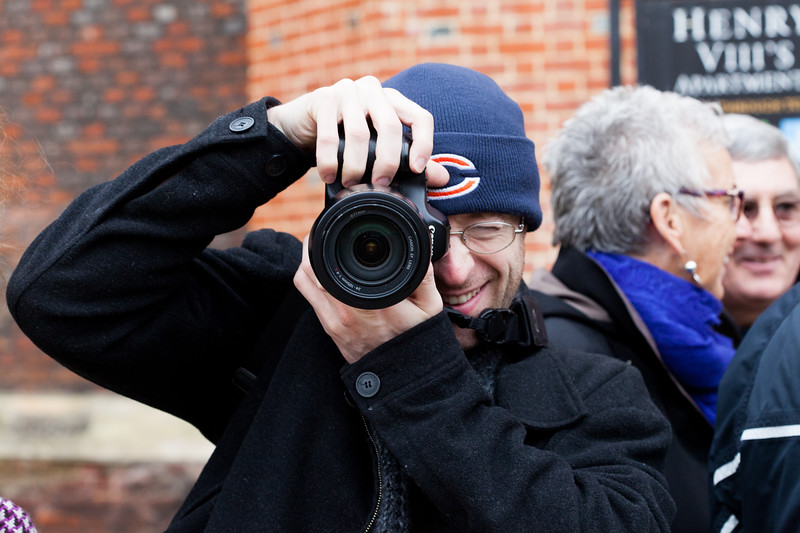 Portraits of snappers in the wild