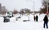 The Chicago Blizzard, Feb, 2011
