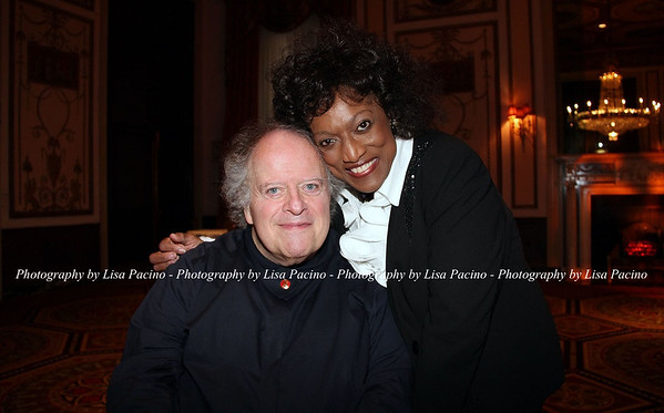 The Metropolitan Opera Guild's 79th Annual Luncheon Honoring James Levine Waldorf-Astoria, New York, November 11, 2013. Honoring James Levine. Photography by Lisa Pacino