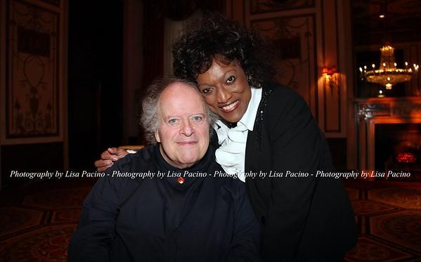 The Metropolitan Opera Guild's 79th Annual Luncheon Honoring James Levine Waldorf-Astoria, New York, November 11, 2013. Honoring James Levine. Photography by Lisa Pacino