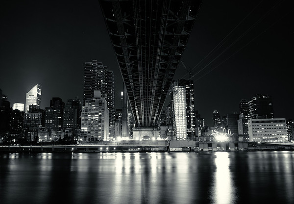 New York City Night - Gotham