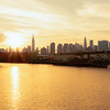 New York City Sunset - Skyline and Newtown Creek