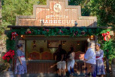 2015 - Disneyland Big Thunder Ranch BBQ
