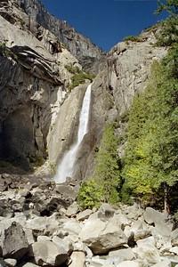 2004 - Lower Yosemite Falls (?)