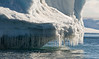 Icebergs near Campbell Glacier, Antarctica