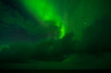 Aurora australis at 58º S lattitude in the Southern Ocean