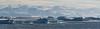 Ice at Cape Adare, Antarctica