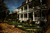"""A """"typical"""" single house in Charleston.<br /> Photo © Carl Clark"""