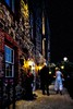Out for dinner in Savannah.<br /> Photo © Carl Clark