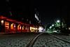 Evening on River Street in Savannah.<br /> Photo © Carl Clark