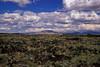 El Malpais region is considered geologicially active as the latest lava flows were 2-3,000 years ago.<br /> Photo © Cindy Clark
