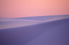 Pastel forms at White Sands.<br /> Photo © Carl Clark