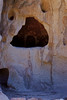 A haunting entrance to a dwelling at Bandelier National Monument.<br /> Photo © Cindy Clark