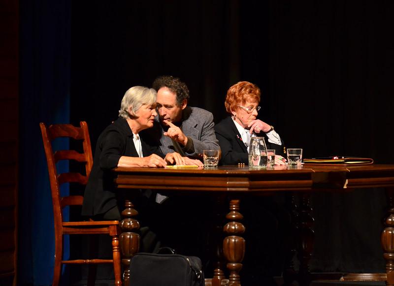 The State VS Max cooper-  Senior Theatre