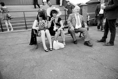 Ladies Day - Musselburgh Races - Shooting from the Hip