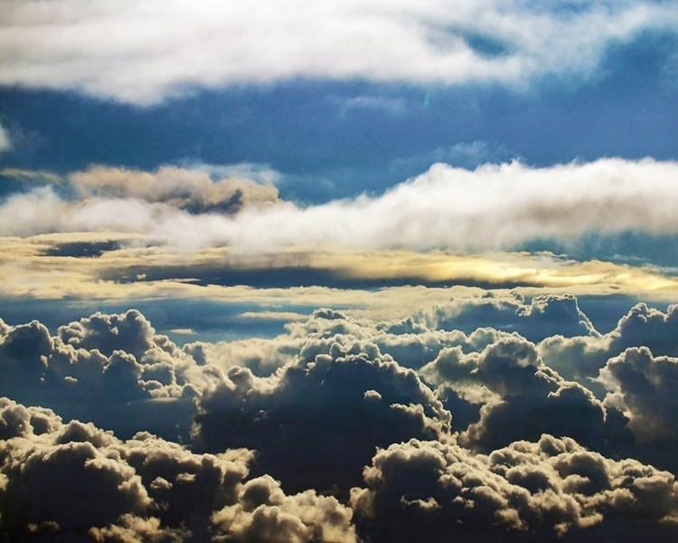Ond a Dark Cloud