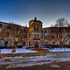 The University of Kansas - Twente Hall - Social Welfare