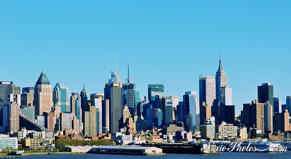 The Big Apple in Daytime