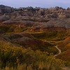The Badlands are a photographer's playground!<br /> Photo © Cindy Clark